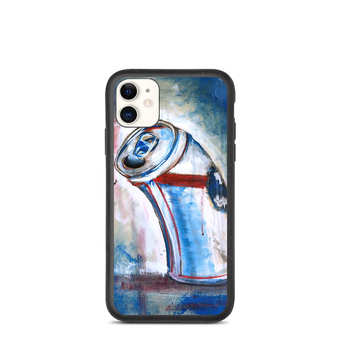 """iPhone case """"Blue Ribbon"""" by MikeOncley"""