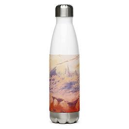 """Water Bottle """"Last Dungeon"""" by Ashnoalice"""