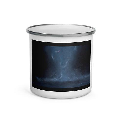 """Enamel Mug """"Final"""" by Dark-indigo"""