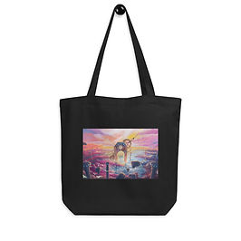 """Tote bag """"The Gate of Resurrection"""" by Ashnoalice"""