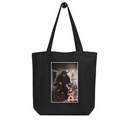 "Tote bag ""Krampus"" by ""JeffLeeJohnson"""