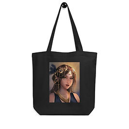 """Tote bag """"Original DND Character"""" by Pigliicorn"""