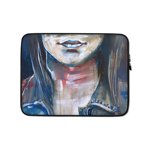"""Laptop sleeve """"Bleed American"""" by MikeOncley"""