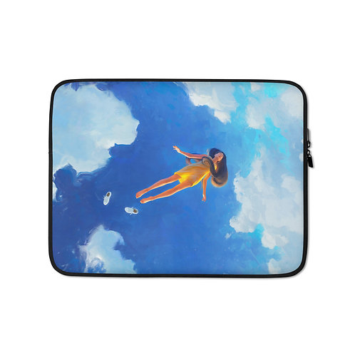 """Laptop sleeve """"Holiday"""" by RHADS"""