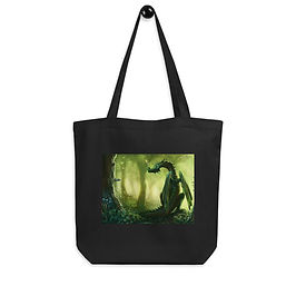 """Tote bag """"Forest"""" by Hymnodi"""