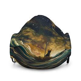 "Mask ""Lost At Sea 2.0"" by Hymnodi"