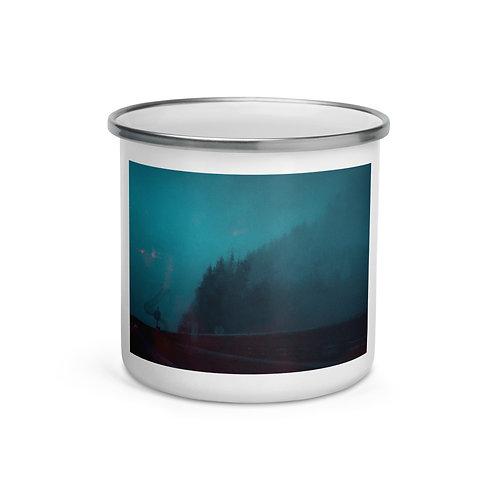 """Enamel Mug """"Road"""" by Dark-indigo"""