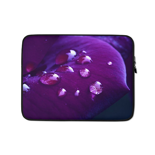 """Laptop sleeve """"Lust"""" by Lilyas"""