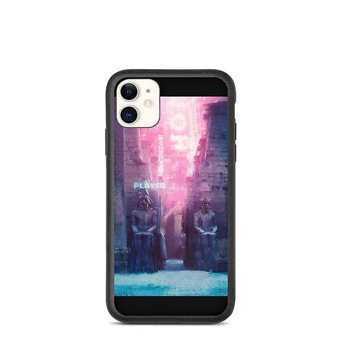 """iPhone case """"Oasis"""" by Dark-indigo"""