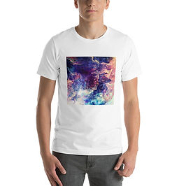 """T-Shirt """"Eagle and the Space Carp"""" by Solar-sea"""