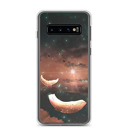 """Samsung Case """"Clouded Dreams"""" by Saddielynn"""