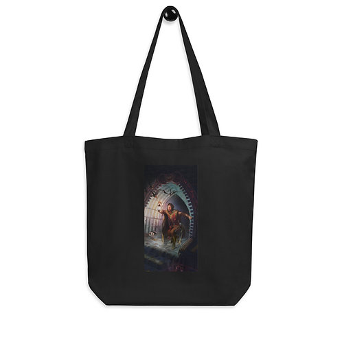 """Tote bag """"Dungeons and Dragons"""" by """"JeffLeeJohnson"""""""
