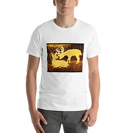 """T-Shirt """"Majestic II"""" by Lizkay"""