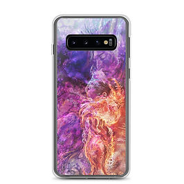 """Samsung Case """"Ice Prince and the Phoenix"""" by Solar-sea"""