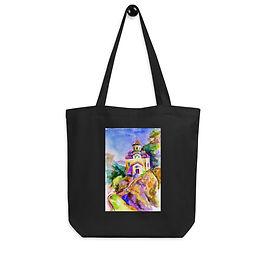 """Tote bag """"Brightside Temple"""" by Solar-sea"""