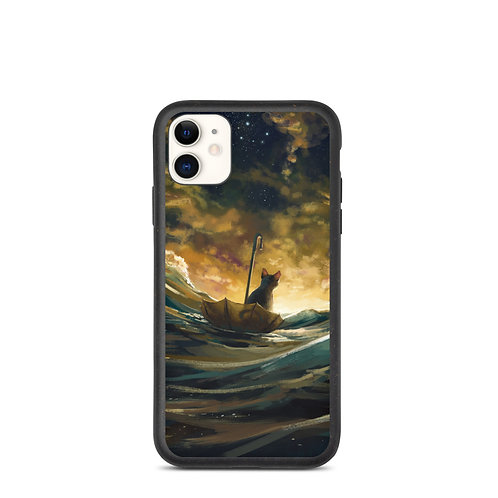 """iPhone case """"Lost At Sea 2.0"""" by Hymnodi"""
