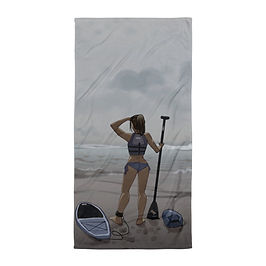 "Beach Towel ""Summer"" by ""vashperado"""