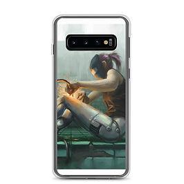 "Samsung Case ""Self Help"" by Hymnodi"