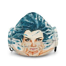 "Mask ""Drown"" by Bikangarts"