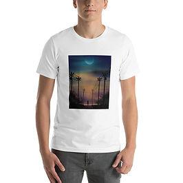 """T-Shirt """"Alone"""" by Saddielynn"""