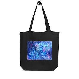 """Tote bag """"Mermaids Wintertale"""" by Solar-sea"""