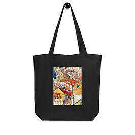 """Tote bag """"Dubrovnik"""" by """"Takmaj"""""""