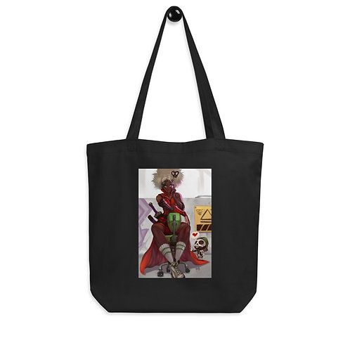 """Tote bag """"Bonnie Chair"""" by """"Elsevilla"""""""