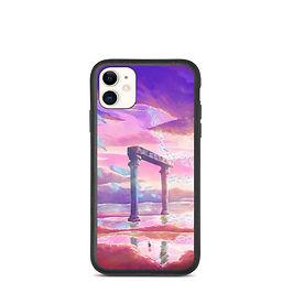 "iPhone case ""Lost in Memories"" by Ashnoalice"