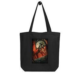 """Tote bag """"Vampire"""" by """"el-grimlock"""""""
