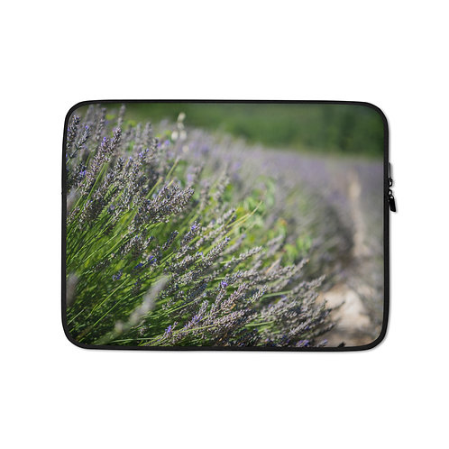 """Laptop sleeve """"3"""" by Schelly"""