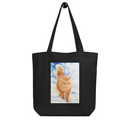 """Tote bag """"Fire and Ice"""" by Beckykidus"""