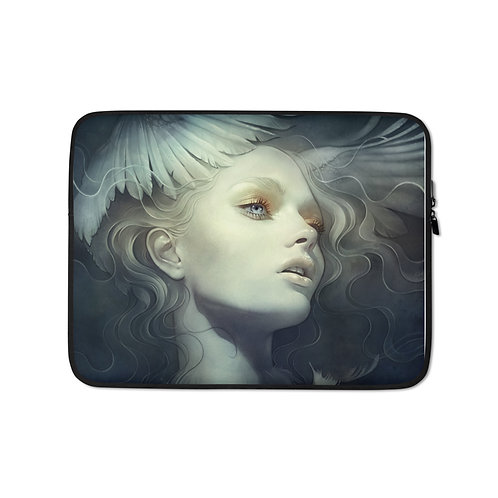 """Laptop sleeve """"Fly"""" by Escume"""