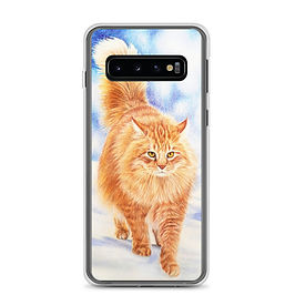 """Samsung Case """"Fire and Ice"""" by Beckykidus"""