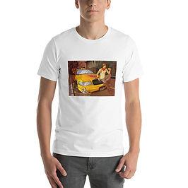 """T-Shirt """"Sandwich Break"""" by Lizkay"""