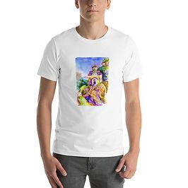 "T-Shirt ""Brightside Temple"" by Solar-sea"