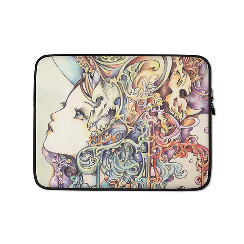 """Laptop sleeve """"Libra"""" by Hellobaby"""
