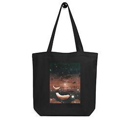 "Tote bag ""Clouded Dreams"" by Saddielynn"