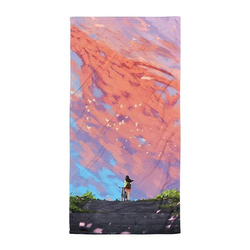 """Beach Towel """"Remember Chihiro"""" by """"Anatofinnstark"""""""
