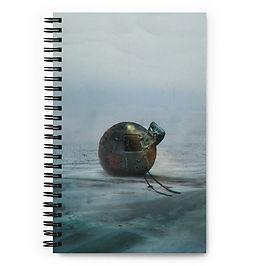 """Notebook """"Death Stranding"""" by Dark-indigo"""