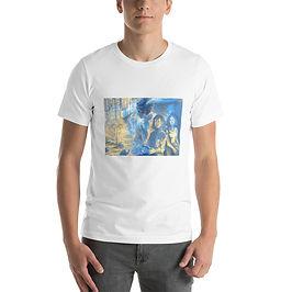 """T-Shirt """"Megapolis Desert"""" by Solar-sea"""