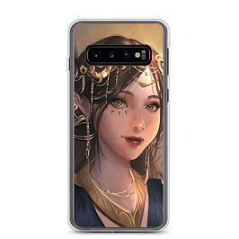 """Samsung Case """"Original DND Character"""" by Pigliicorn"""