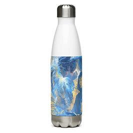 """Water Bottle """"Megapolis Desert"""" by Solar-sea"""