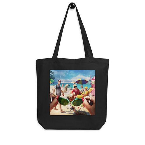 "Tote bag ""Under the Boardwalk"" by ""JeffLeeJohnson"""