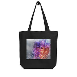 """Tote bag """"Ice Prince and the Phoenix"""" by Solar-sea"""