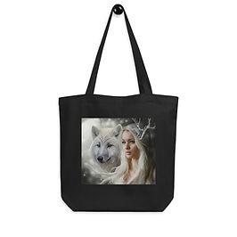 "Tote bag ""Winter Somewhere"" by ""ElenaDudina"""