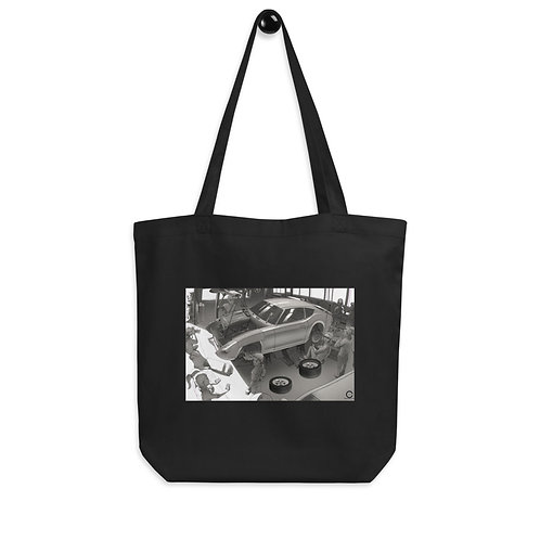 """Tote bag """"Garage"""" by Ccayco"""