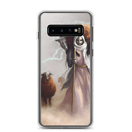 """Samsung Case """"Android Dreams"""" by Hymnodi"""