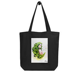 "Tote bag ""Greens"" by Bikangarts"