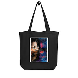 "Tote bag ""Deep"" by Bikangarts"