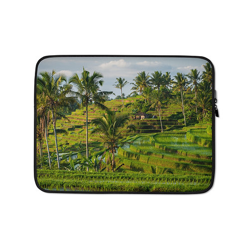 """Laptop sleeve """"8"""" by Schelly"""